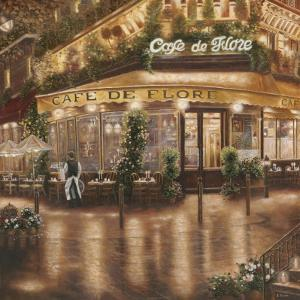 Café de Flore by Betsy Brown