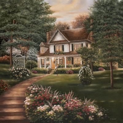Carolina Evening II by Betsy Brown