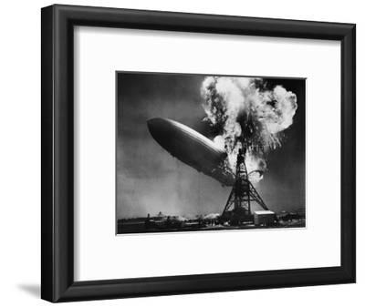 Hindenburg Explosion