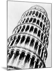 Leaning Tower of Pisa from Below by Bettmann