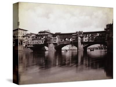 Ponte Vecchio over the River Arno in Florence