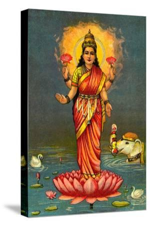 Portrait of Laskshmi
