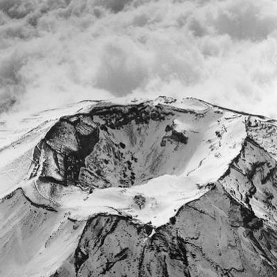Top View of Mount Fuji by Bettmann