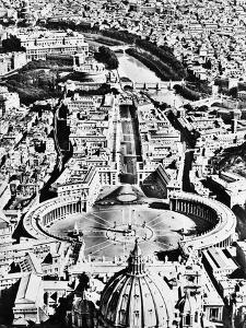 Vatican City by Bettmann