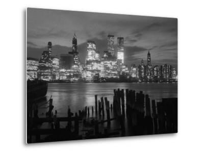 View of Manhattan Skyline from Brooklyn