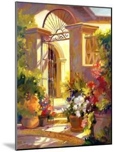 Fragrant Entrance by Betty Carr