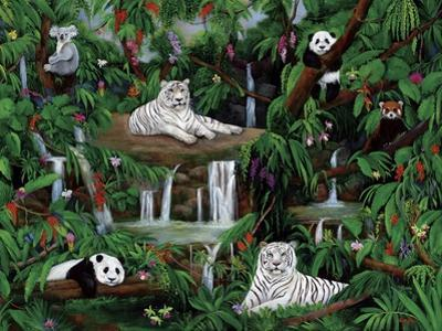 Friends in the Rainforest