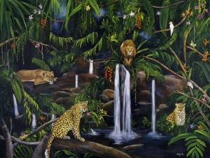 Jungle by Betty Lou
