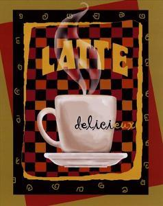 Latte Delicieux by Betty Whiteaker