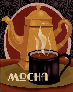 Mocha by Betty Whiteaker