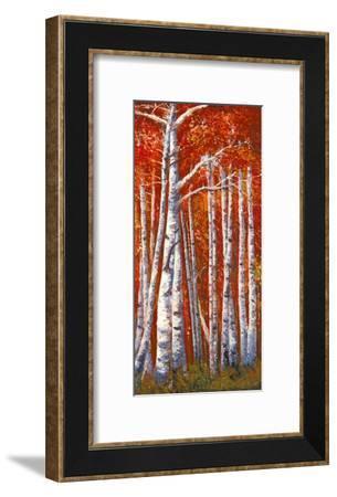Betulle III-Angelo Masera-Framed Art Print
