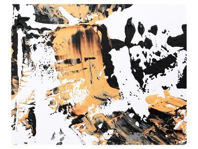Between Colors and Shapes I--Art Print