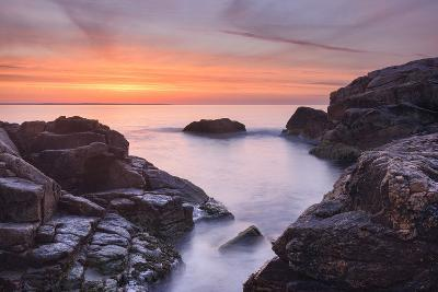 Between Rocks-Michael Blanchette Photography-Photographic Print