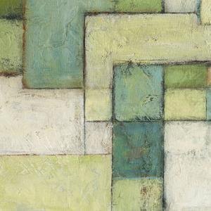 Green Space IV by Beverly Crawford
