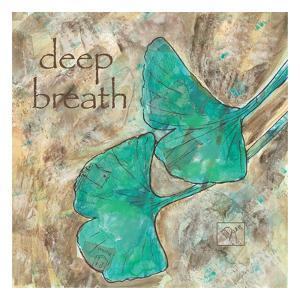 Ginko Deep Breath by Beverly Dyer