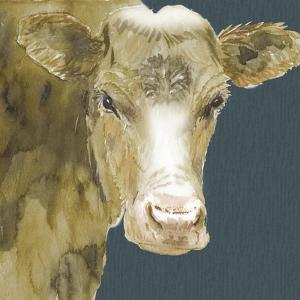Hogans Brown Cow by Beverly Dyer