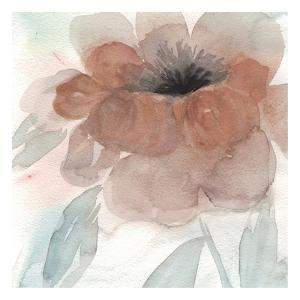 Rustic Peony I by Beverly Dyer