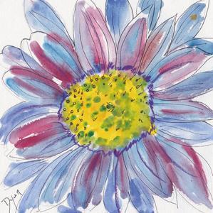 Serene Flower by Beverly Dyer