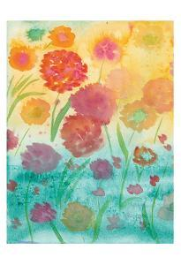 Spring Meadow II by Beverly Dyer