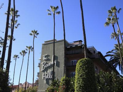 Beverly Hills Hotel, Beverly Hills, Los Angeles, California, Usa-Wendy Connett-Photographic Print