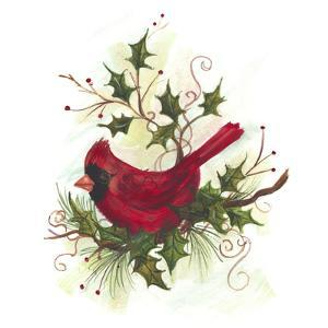 Cardinal by Beverly Johnston