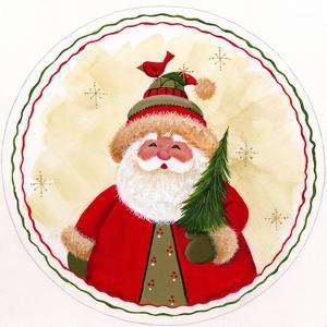 Santa 2 by Beverly Johnston