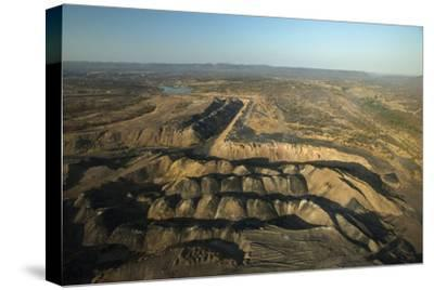A Coal Mine and its Destructive Impact on the Environment