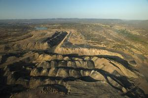 A Coal Mine and its Destructive Impact on the Environment by Beverly Joubert