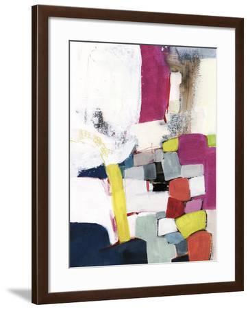 Bevy II-Victoria Borges-Framed Art Print