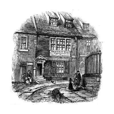 Bewick's Workshop--Giclee Print