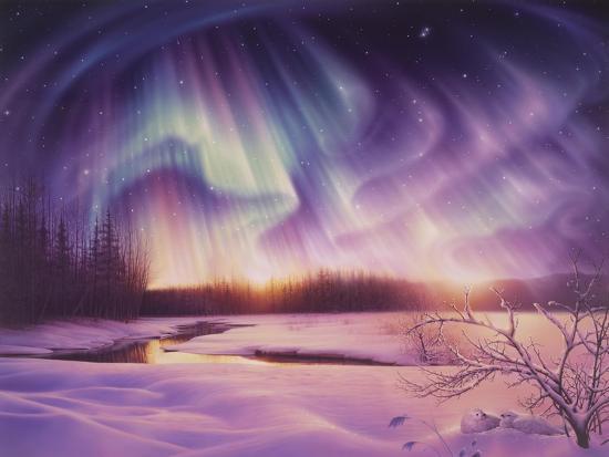 Beyond Splendor-Kirk Reinert-Giclee Print