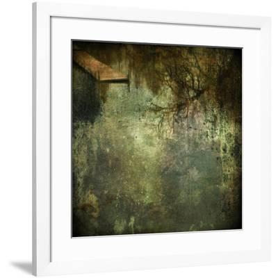 Beyond the Deck-Jean-François Dupuis-Framed Art Print