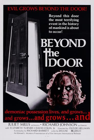 Beyond the Door, 1974--Art Print