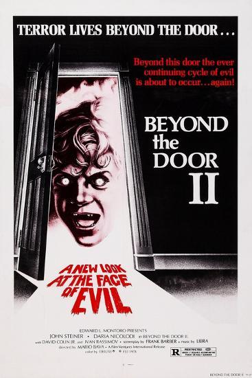 Beyond the Door II, (aka Schock), 1977--Art Print