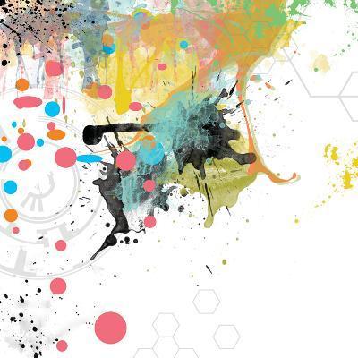 Beyond the Horizon 2-Jan Weiss-Art Print