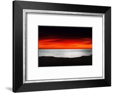 Beyond the Ocean-Philippe Sainte-Laudy-Framed Photographic Print
