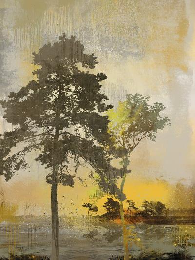 Beyond the Pines I-Ken Hurd-Art Print