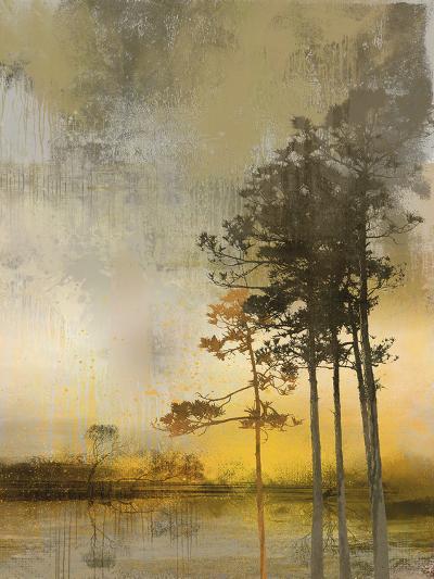 Beyond the Pines II-Ken Hurd-Art Print