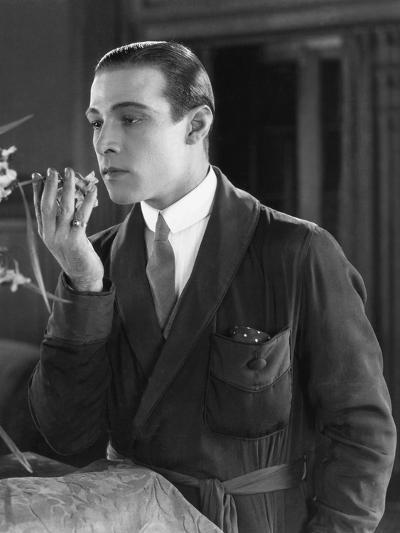 Beyond the Rocks, Rudolph Valentino, 1922--Photo