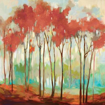 Beyond the Treetop-Allison Pearce-Art Print