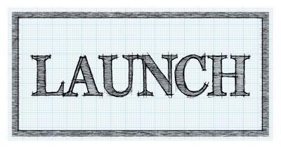 Sketched Words - Launch