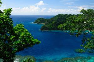 Horse Shoe Bay, Fiji, South Pacific, Pacific by Bhaskar Krishnamurthy