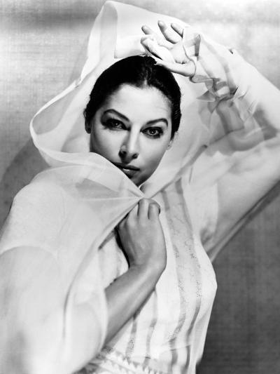 Bhowani Junction, Ava Gardner, Directed by George Cukor, 1956--Photographic Print