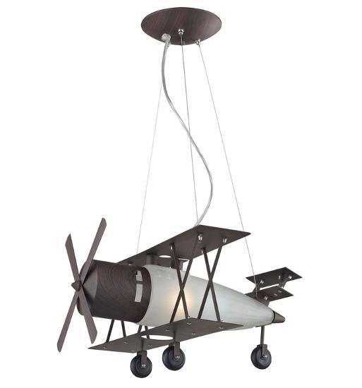 Bi Plane Pendant--Home Accessories