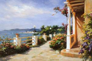 French Mediterranean by Bi Wei