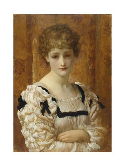 Bianca, C.1881-Frederick Leighton-Giclee Print