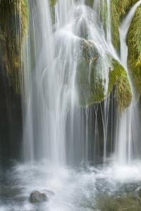 Galovacki Buk Waterfalls, Upper Lakes, Plitvice Lakes Np Croatia, October 2008 by Biancarelli