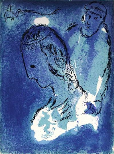 Bible: Abraham et Sarah-Marc Chagall-Premium Edition