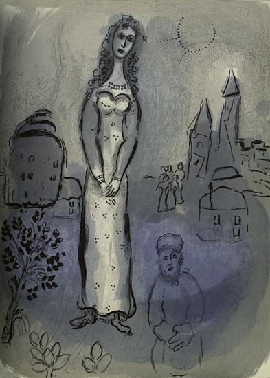 Bible: Esther-Marc Chagall-Premium Edition