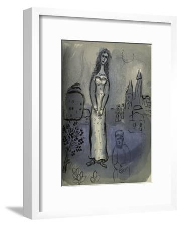 Bible: Esther-Marc Chagall-Framed Premium Edition